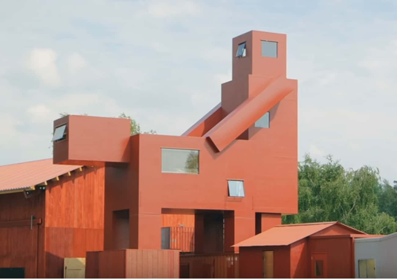 German Architecture At Its Finest