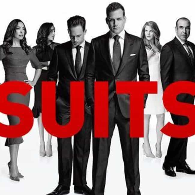 Suits - Season 6 is listed (or ranked) 4 on the list The Best Seasons of 'Suits'