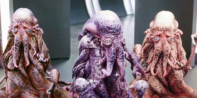 Thermians From 'Galaxy Quest' is listed (or ranked) 7 on the list What Will Aliens Look Like When They Finally Show Up?