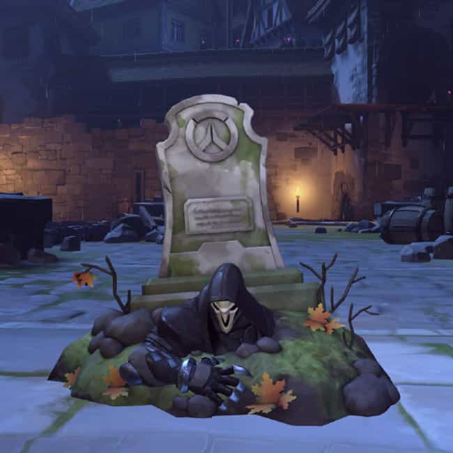 Reaper - R.I.P. is listed (or ranked) 1 on the list Every Overwatch Victory Pose, Ranked