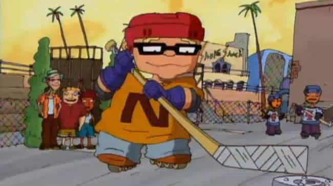 Sam Is Constantly Abused... is listed (or ranked) 4 on the list Rocket Power Was Actually About Bad Parenting And Out Of Control Children