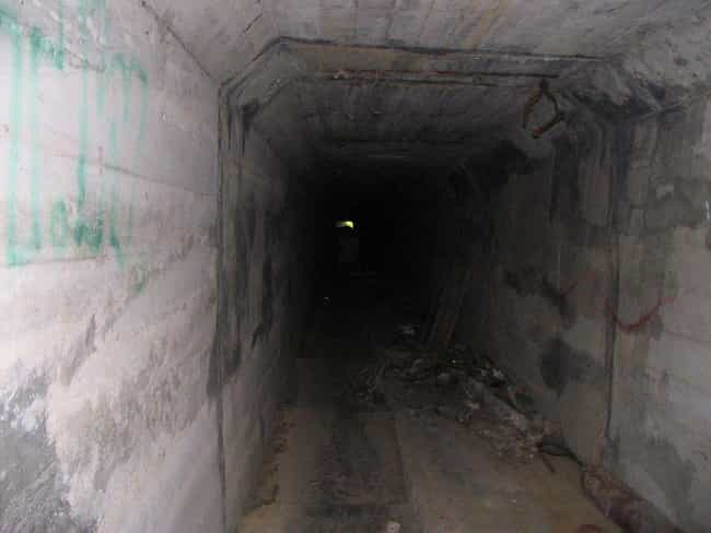 They Had A 'Body Chute' ... is listed (or ranked) 2 on the list Scary Tales From The Haunted Waverly Hills Sanatorium