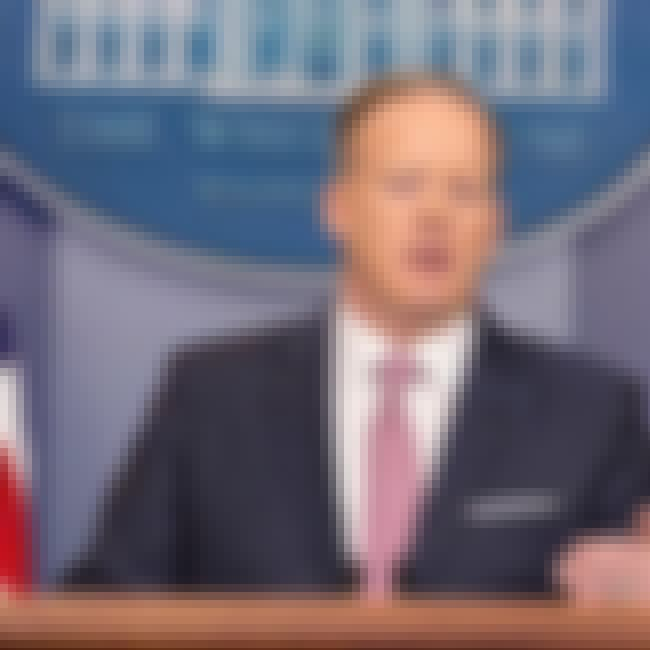 His High School And College St... is listed (or ranked) 1 on the list 11 Facts You Probably Didn't Know About Sean Spicer's Past