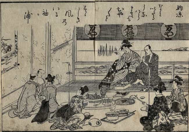 They Weren't All, Or Primarily... is listed (or ranked) 1 on the list 10 Common Misconceptions People Have About Geisha