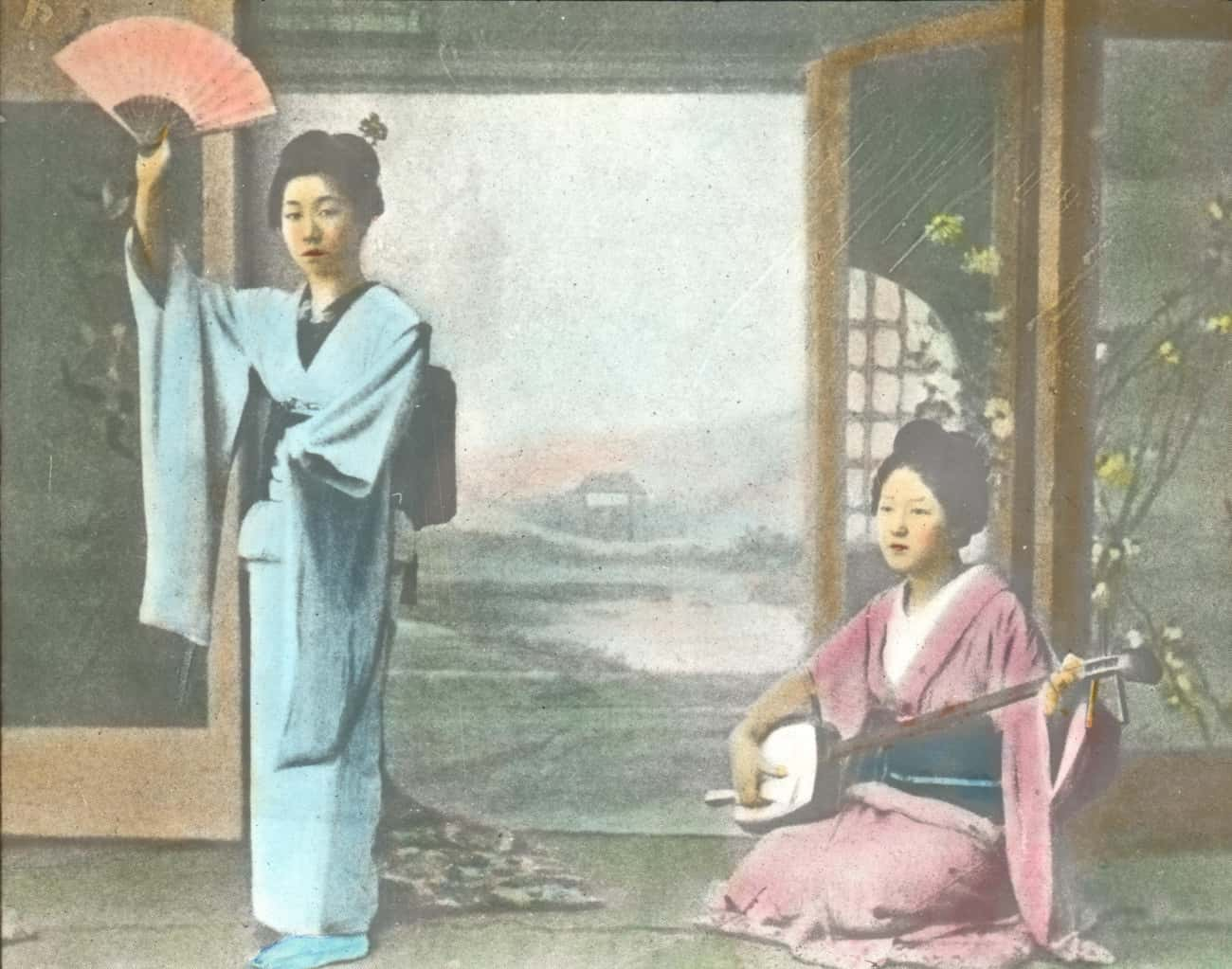 They Were Highly Skilled Enter is listed (or ranked) 2 on the list 10 Common Misconceptions People Have About Geisha