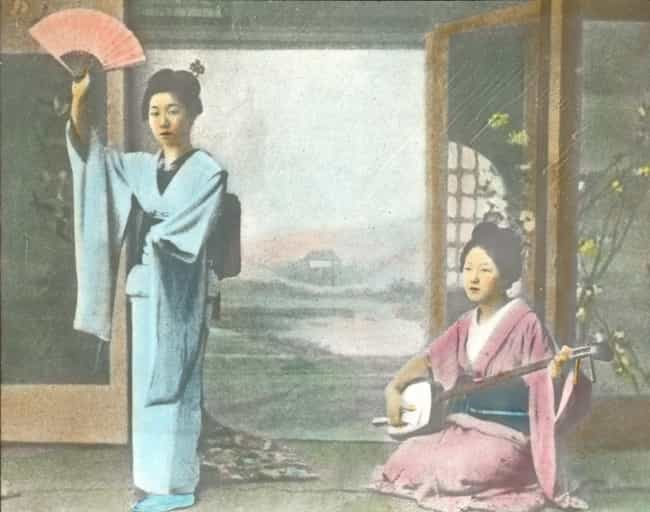 They Were Highly Skilled... is listed (or ranked) 2 on the list 10 Common Misconceptions People Have About Geisha