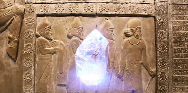 Ancient Cultures Thought Cryst... is listed (or ranked) 1 on the list 15 Spooky Facts People Don't Know About The Practice of Reading Crystal Balls