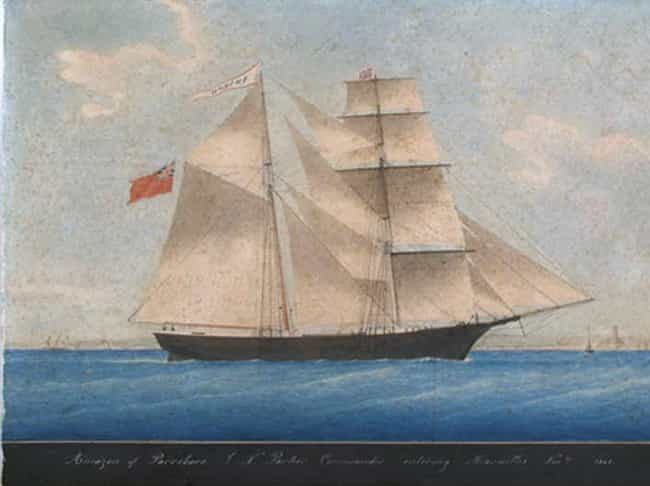 The Crew Of The Mary Cel... is listed (or ranked) 1 on the list 10 'Ghost Ships' That Mysteriously Disappeared At Sea & Were Never Found
