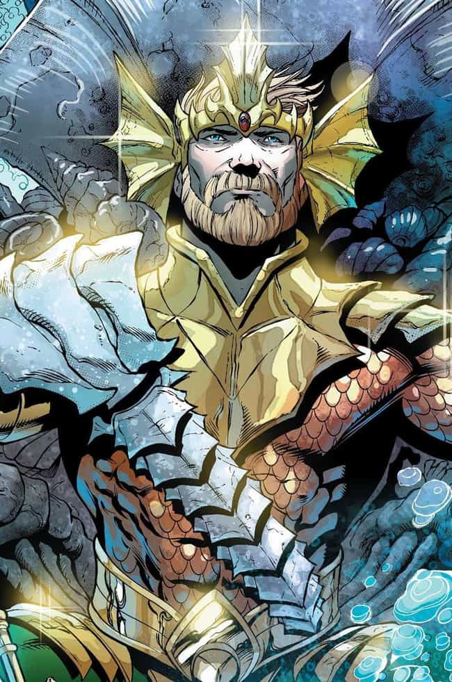 He's The King Of Atlanti... is listed (or ranked) 2 on the list It's Time To Stop Making Fun Of Aquaman