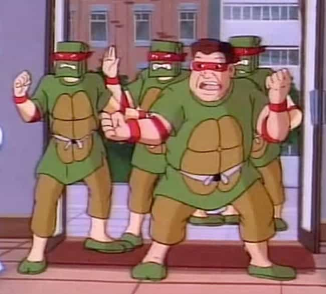 The Crooked Ninja Turtle Gang is listed (or ranked) 2 on the list The 16 Worst TMNT Villains That Nobody Cared About