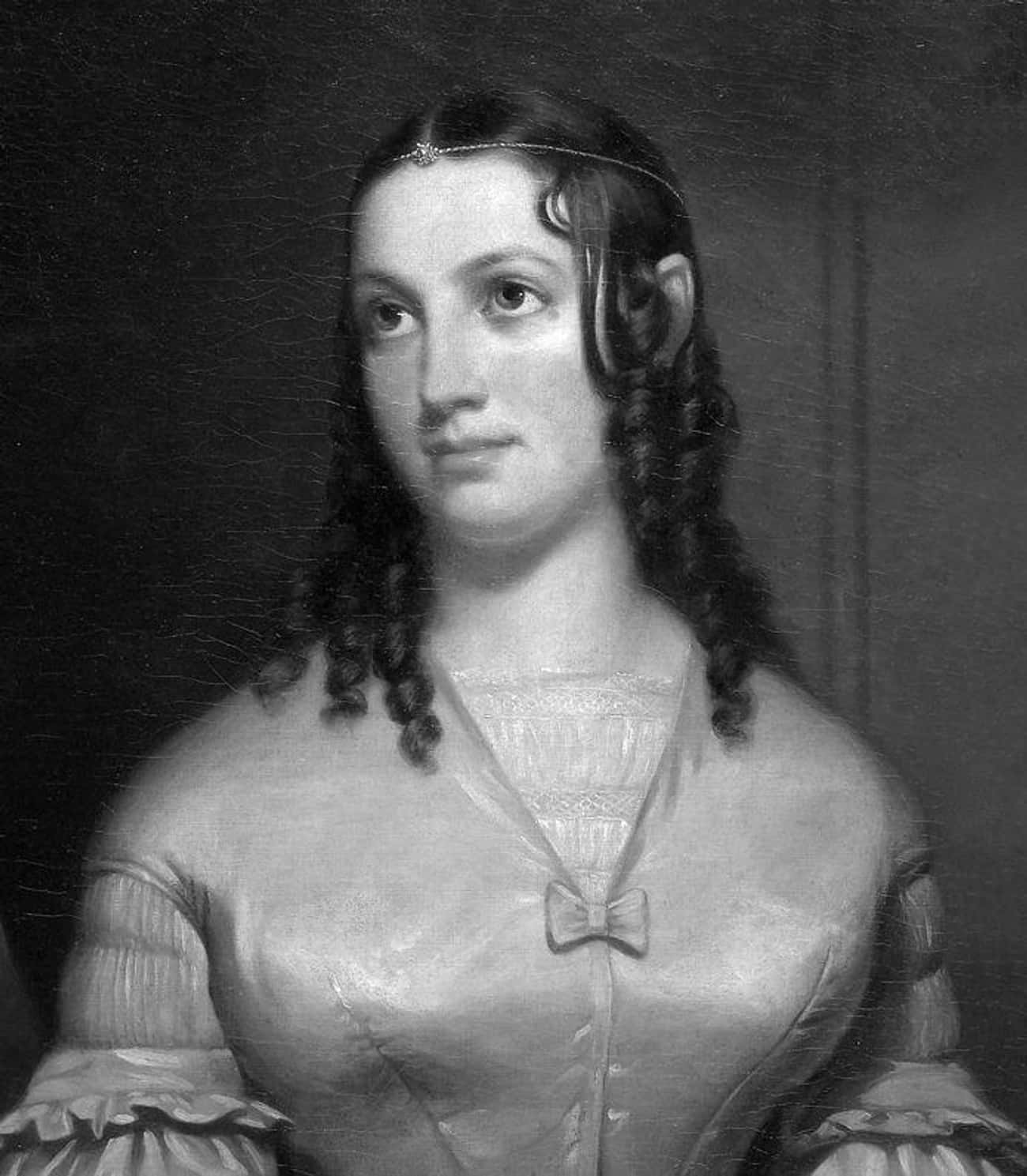 She Had A Slew Of Suitors And  is listed (or ranked) 3 on the list 16 Facts About Julia Tyler, The Most Controversial First Lady of the 1800s