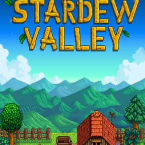 Stardew Valley is listed (or ranked) 1 on the list The Best Nintendo Switch Indie Games