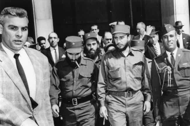 The CIA Poisoned A Box O... is listed (or ranked) 4 on the list 10 Bizarre Plans The U.S. Government Had For Assassinating Fidel Castro
