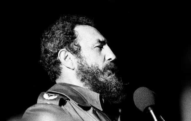 The CIA Enlisted The Hel... is listed (or ranked) 2 on the list 10 Bizarre Plans The U.S. Government Had For Assassinating Fidel Castro