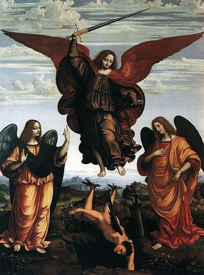Raphael Buried A Demon A... is listed (or ranked) 2 on the list 12 Terrifying Stories About Violent Archangels That Will Haunt Your Dreams