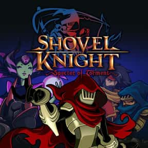Shovel Knight: Specter of Torm is listed (or ranked) 2 on the list The Best Nintendo Switch Indie Games