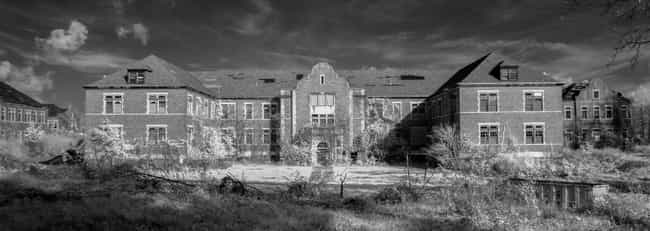 Pennhurst State School A... is listed (or ranked) 4 on the list 12 Real And Terrifying Haunted Hospitals