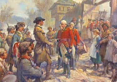The Loyalists Left America is listed (or ranked) 1 on the list What Happened Directly After The American Revolution Ended?