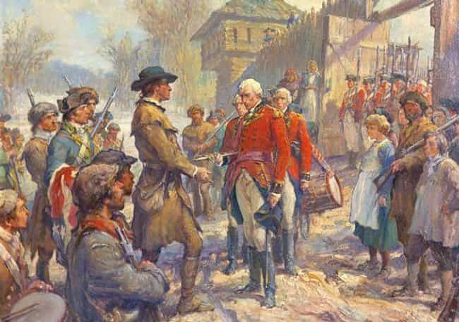 What Happened Directly After The American Revolution Ended