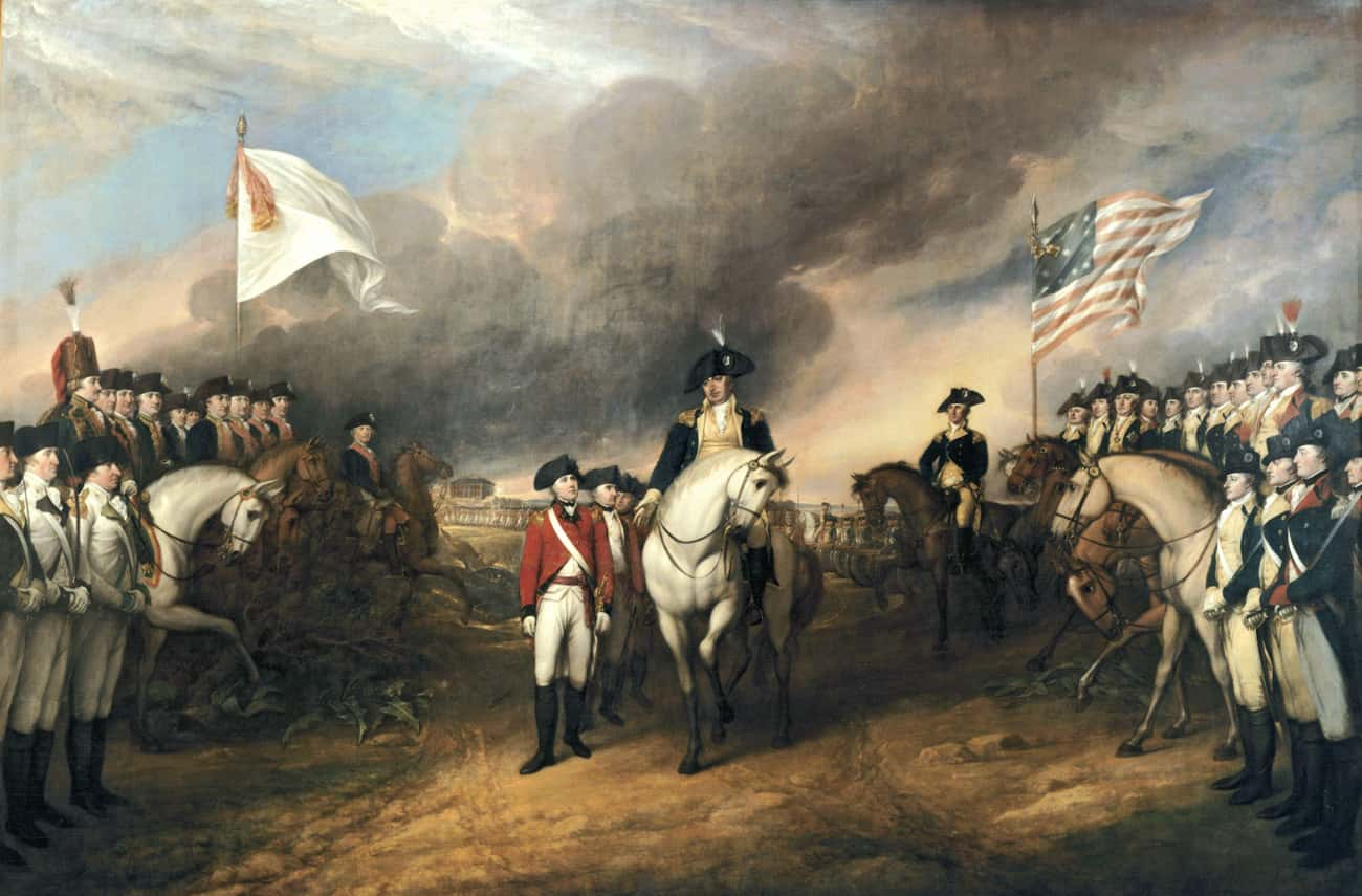 The British Evacuated Savannah is listed (or ranked) 3 on the list What Happened Directly After The American Revolution Ended?