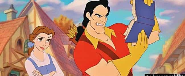 The So-Called Town Hunk Is A B... is listed (or ranked) 3 on the list 15 Reasons Beauty And The Beast Is Actually Super Messed Up