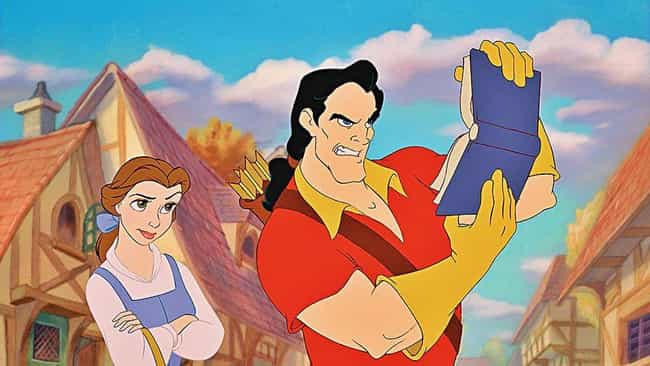 The So-Called Town Hunk ... is listed (or ranked) 3 on the list 15 Reasons 'Beauty And The Beast' Is Actually Super Messed Up