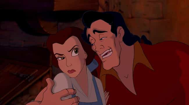 Gaston Threatens to Comm... is listed (or ranked) 2 on the list 15 Reasons 'Beauty And The Beast' Is Actually Super Messed Up
