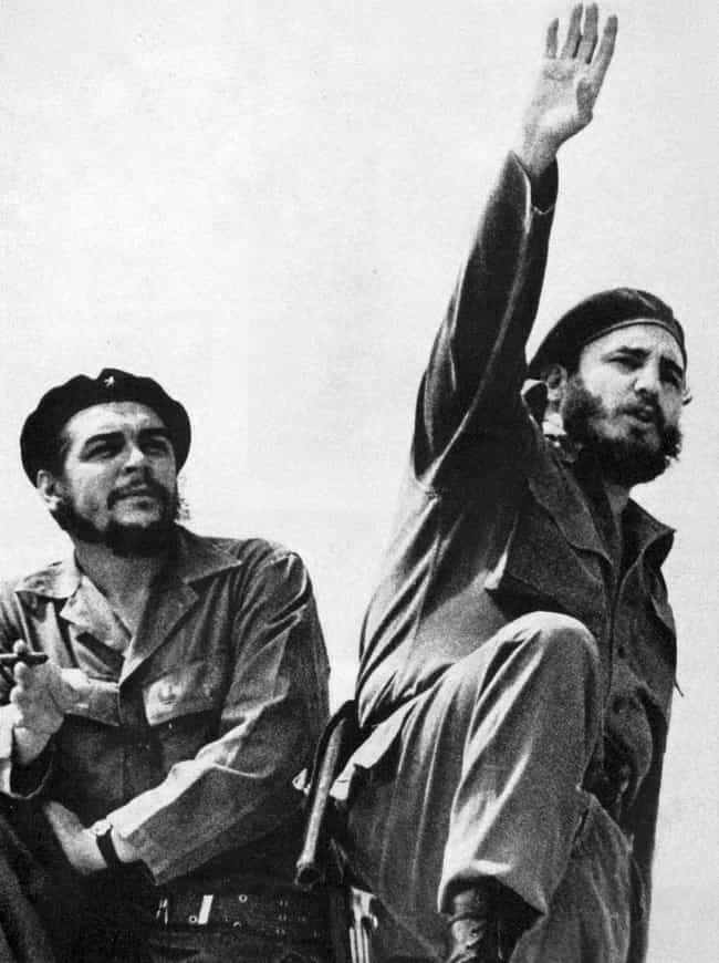 One Plot Involved Faking... is listed (or ranked) 1 on the list 10 Bizarre Plans The U.S. Government Had For Assassinating Fidel Castro