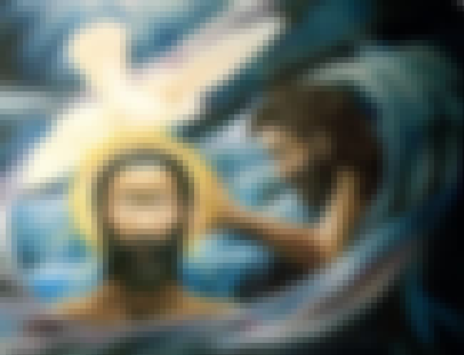 """The Name Christ Means """"An... is listed (or ranked) 4 on the list 9 Pieces of Evidence That Point To Jesus Being A Marijuana User"""