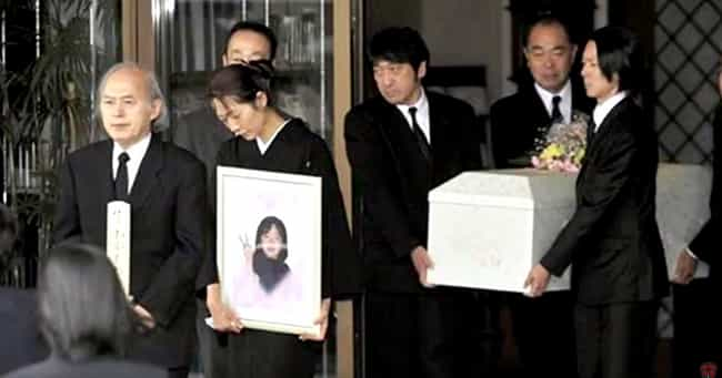 "He Was A Necrophiliac está en la lista (o clasificado) 3 en la lista The Disturbing Case Of Tsutomu Miyazaki, ""The Little Girl Murderer"""