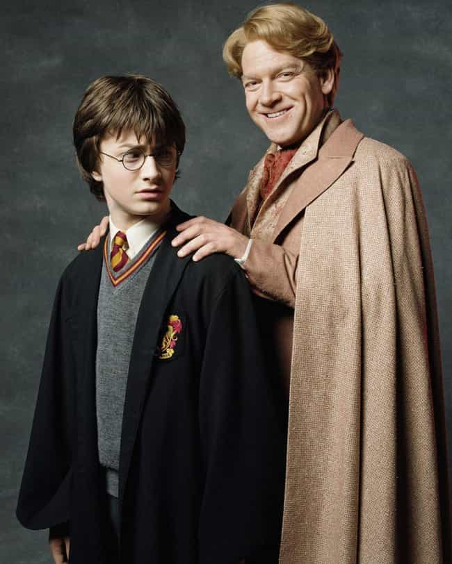 Harry Appropriately Creeped Ou... is listed (or ranked) 2 on the list 18 Times The Harry Potter Promotional Images Were Extremely Awkward
