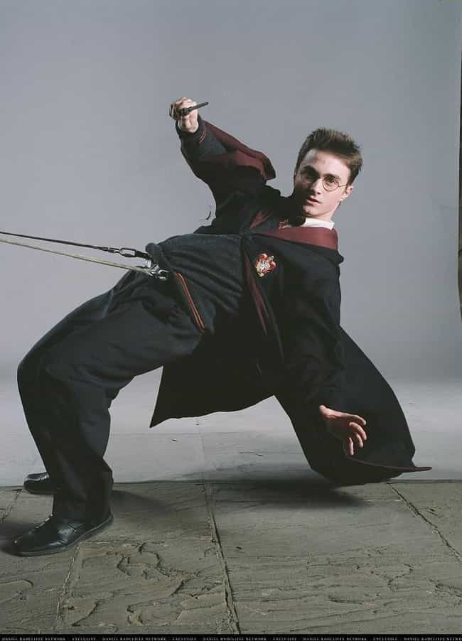 This Is Worse Than The B... is listed (or ranked) 3 on the list 18 Times The Harry Potter Promotional Images Were Extremely Awkward