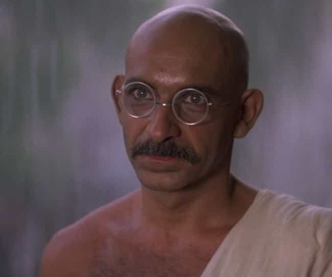 'Gandhi' Slept With Un... is listed (or ranked) 2 on the list Horrible True Stories Left Out Of Biopics To Make The Person Look Better