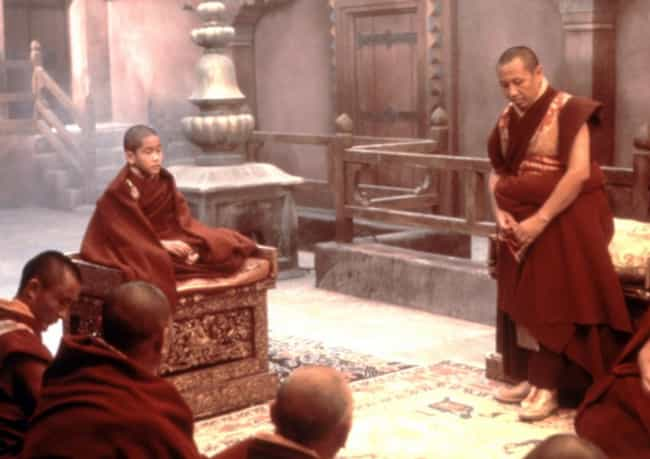 'Kundun' Leaves Out To... is listed (or ranked) 1 on the list Horrible True Stories Left Out Of Biopics To Make The Person Look Better