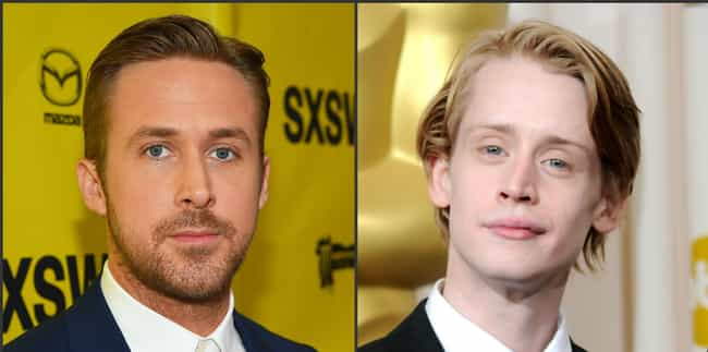 Ryan Gosling & Macaulay Culkin... is listed (or ranked) 2 on the list Actors You Never Realized Are The Same Age