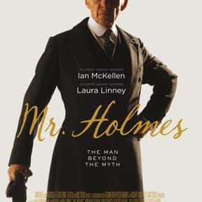 Mr. Holmes is listed (or ranked) 21 on the list Great Movies About People Going Through Life Solo