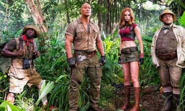 He Brought Jumanji To Hawaii T is listed (or ranked) 1 on the list 17 Times Dwayne 'The Rock' Johnson Was The Best
