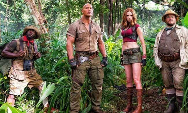 "He Brought Jumanji To Hawaii T... is listed (or ranked) 4 on the list 16 Times Dwayne ""The Rock"" Johnson Was The Best"
