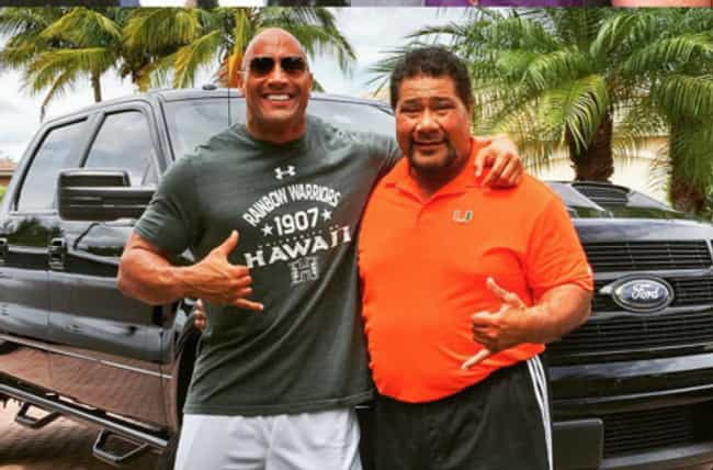 "He Bought His Uncle A Truck is listed (or ranked) 3 on the list 16 Times Dwayne ""The Rock"" Johnson Was The Best"