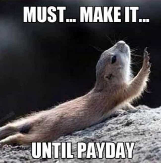 The Circle Of Strife is listed (or ranked) 3 on the list 27 Funny Memes About Being Bad With Money