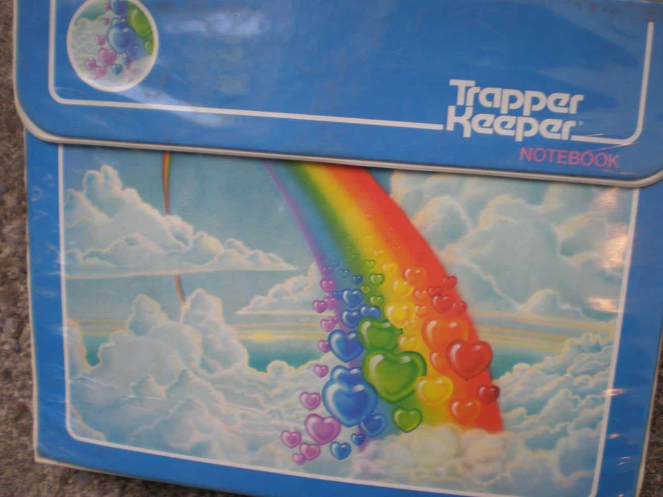 The Trapper Keeper Wasn't  is listed (or ranked) 1 on the list What The Heck Happened To Trapper Keepers?