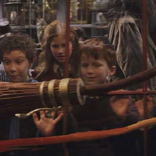 Quidditch Supplies is listed (or ranked) 4 on the list All The Coolest Non-Wand Things You Can Buy In Diagon Alley