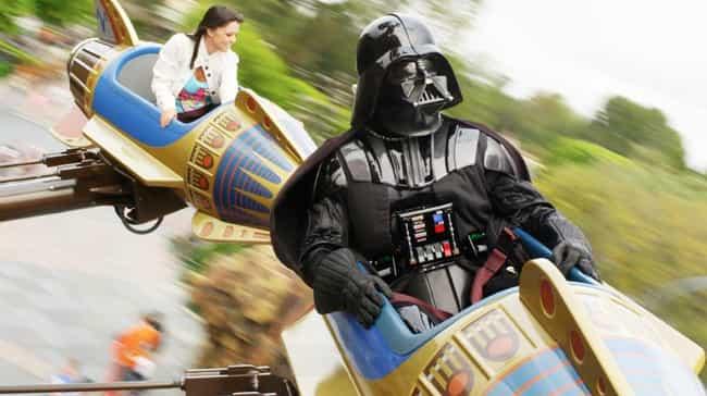 Darth's Disneyland Adventure