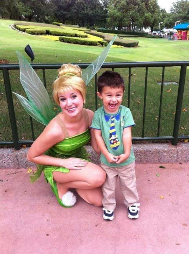 Tink And A Smile
