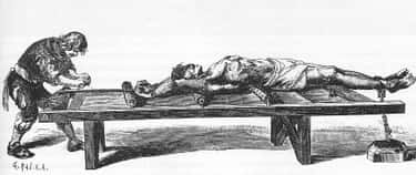 He Was Apprehended And Torture is listed (or ranked) 1 on the list The Untold Story of Peter Niers, The Cannibal Magician Who Killed 500 People