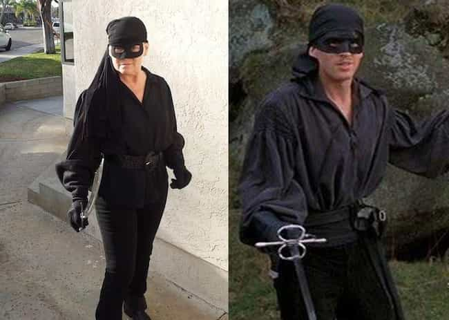Dread Pirate Roberts From &#39... is listed (or ranked) 4 on the list 18 Older Cosplayers Who Prove That Age Is Just A Number
