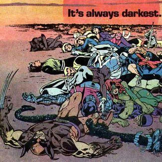 The Fall Of The Mutants is listed (or ranked) 3 on the list All The Times Mutants Got Wiped Out In X-Men Comics