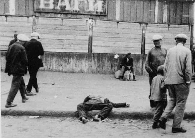 The Government-Manufactured Fa... is listed (or ranked) 2 on the list 14 Shocking Atrocities Committed By 20th Century Communist Dictatorships
