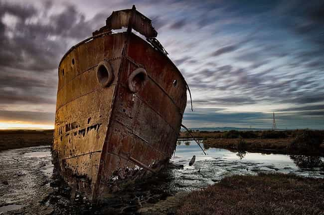 The SS Ourang Medan is listed (or ranked) 3 on the list Scary True Stories That American Horror Story Should Make A Season About