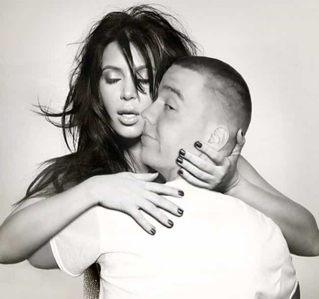She Loves Him So is listed (or ranked) 1 on the list This Guy Photoshops Himself Into Weirdly Intimate Photos With Kim Kardashian